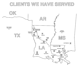 ARE Consultants, Inc. Client Airports
